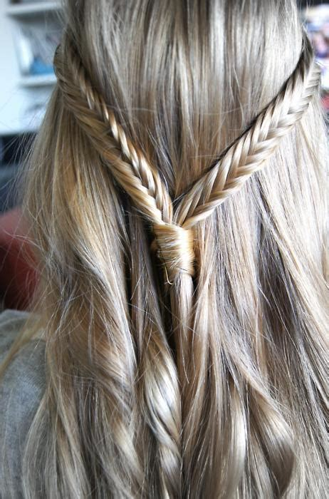 fishtails with braided hair fishtail braid inspiration my new hair