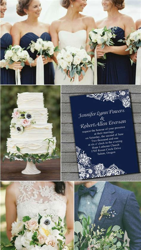 wedding colour themes navy 34 awesome rustic wedding ideas with elegant wedding