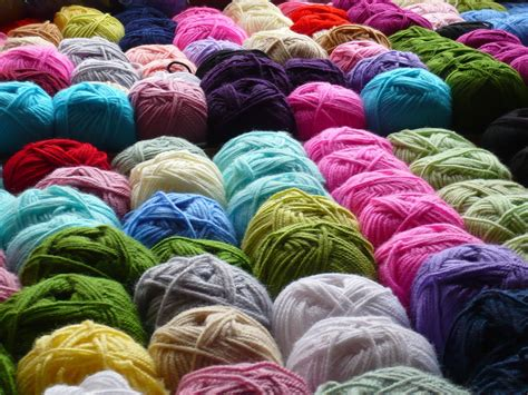 colorful yarns colorful yarn free stock photo domain pictures
