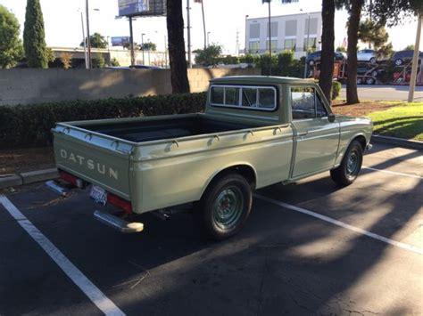 1972 datsun truck 1972 datsun 521 up truck