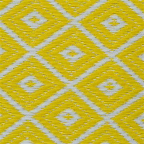 yellow white rug green decore arabian nights picnic rug yellow and white 150 x 240cm