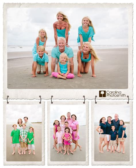 8 Great Family by Colors Ideas For Family Photos Collections Photo