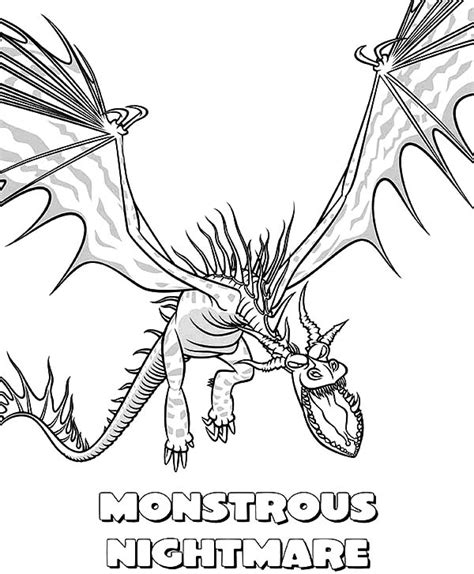 83 print how to train your dragon coloring pages