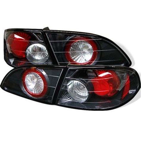 2001 Toyota Corolla Lights Toyota Corolla 1998 2002 Carbon Fiber Altezza Lights