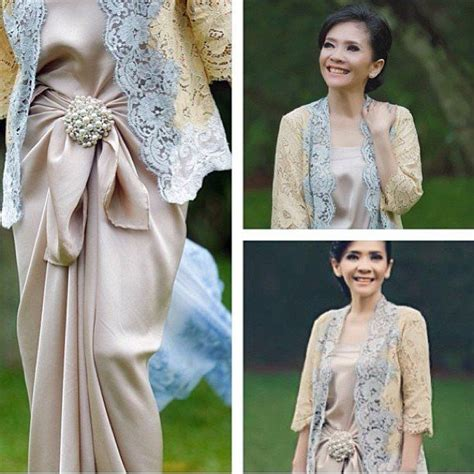 Kutubaru Set Mustard the 25 best kebaya muslim ideas on