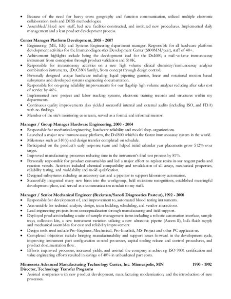 technology transfer resume resume ideas