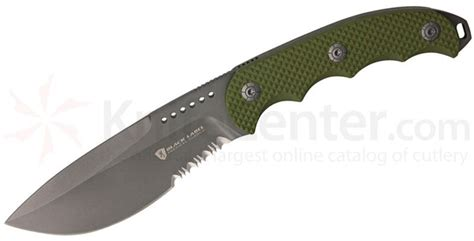 browning black label committed knife browning black label committed fixed 5 375 quot black combo