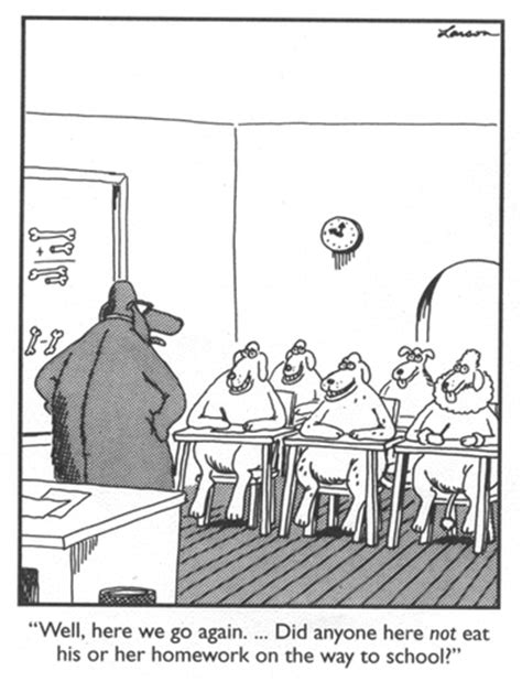 the far side comic strips a banned cribb