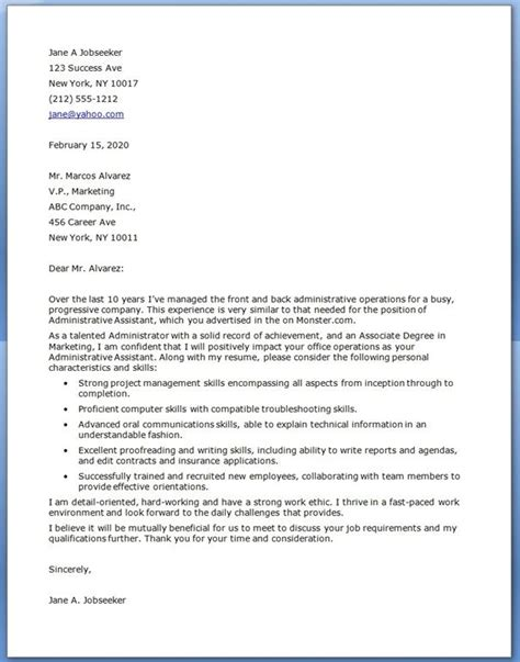 business letter template attention best sle cover letters need even more attention