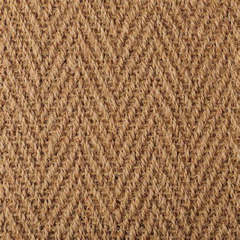 coir herringbone natural  natural carpet