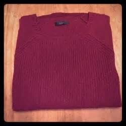 Sweater Leather Patch Maroon Plaid j crew patch sweater on poshmark