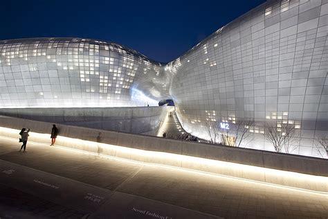 design center korea dongdaemun design plaza shopping mall in seoul