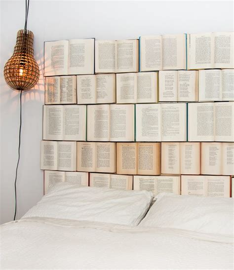 home decorating book 8 unique diy home decor ideas for book lovers