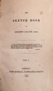 sketch book by irving edition of the sketch book of geoffrey