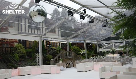 transparent tent transparent tent house marriage marquee luxury wedding