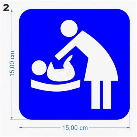 Toiletten Aufkleber Shop by Wc Aufkleber Babywickelraum Shop F 252 R Aufkleber