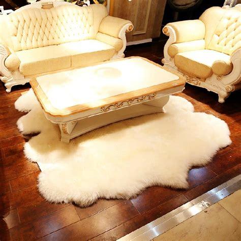 Cheap Bedside Rugs 2p 200x70cm Australia Wool Carpets For Living Room Soft