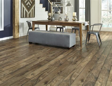 farmhouse floors antique farmhouse hickory a home laminate with a gorgeous rustic feel floors laminate