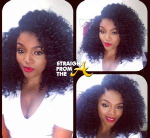 rasheeda short curly love and hip hop rasheeda hair
