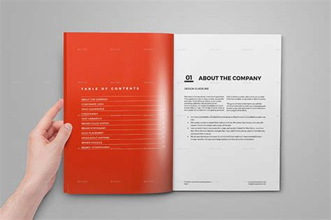 28 user manual design template 10 professional brand