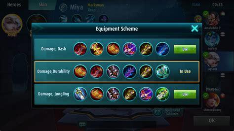 tips gear mobile legend tips dan trik pemula bermain mobile legends tips and
