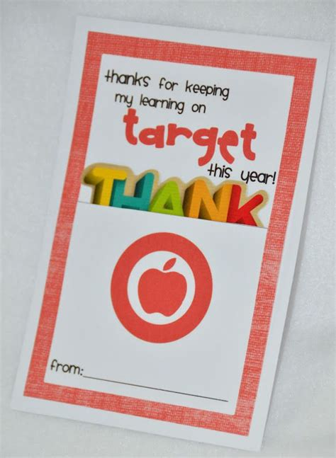 Target Gift Card Ideas - click image for idea gifts pinterest