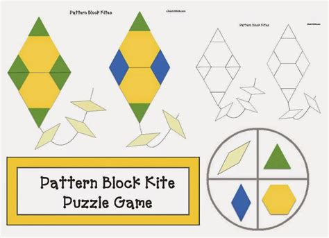 pattern puzzle games 1000 images about pattern block activities on pinterest