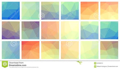 caribbean colors caribbean colors stock illustration image of polygonal 62356914