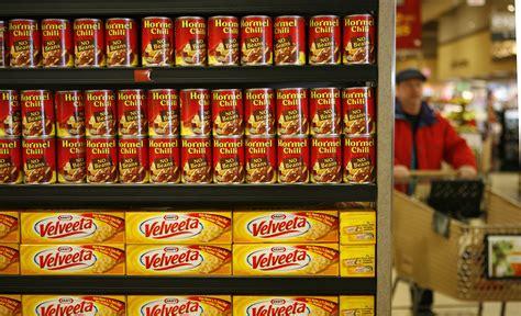 Velveeta Cheese Shelf by Velveeta Shortage Looms Just In Time For Bowl