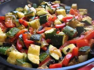 poelee de legumes