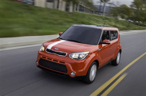 Kia May Report That Kia Soul May Become Available In All Wheel