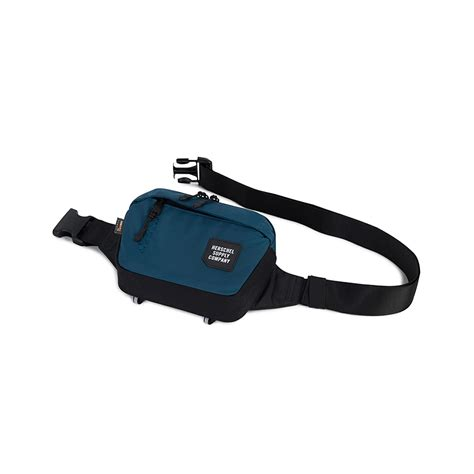 herschel supply tour hip pack small legion blue black