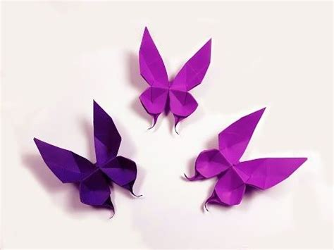 Cool Origami Flowers - origami step by step i made