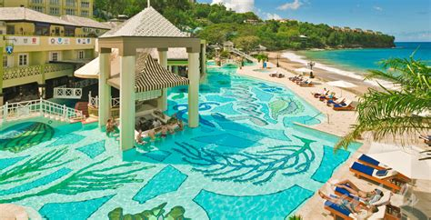 all inclusive sandals family resorts sandals and beaches vacations
