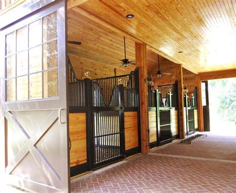best horse stall fans euro stalls low fronts barns pinterest pegasus