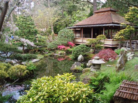japenese tea garden