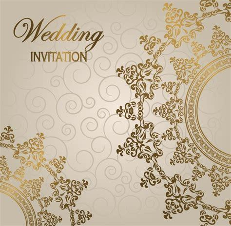 beautiful wedding invitation background designs   fun