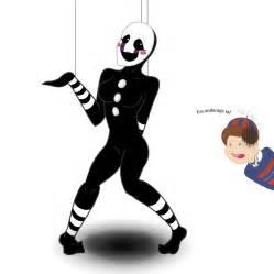 Fnaf puppet woman thing by mittenpatty on deviantart