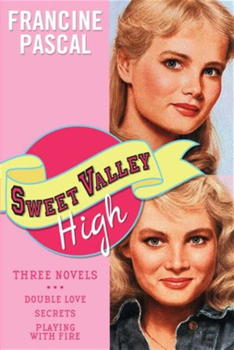 Francine Pascal Sweet Valley High 71 Starring sweet valley high 2013 diablo trailer pictures cast news