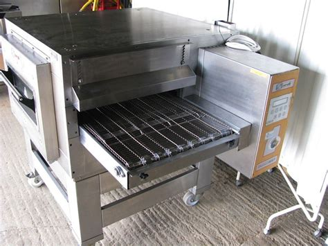 Oven Gas Second pizza oven for sale commercial catering equipment 2 decks