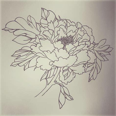 tatouage fleur de pivoine galerie tatouage