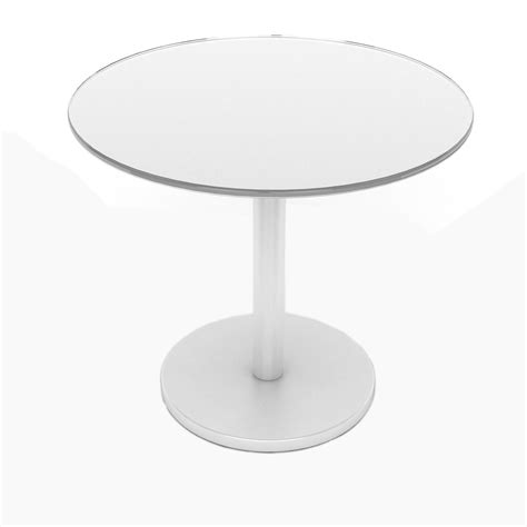 white and glass side table glass side table white