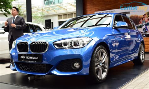 Bmw 1er 2015 Spotify by 2015 Bmw 1 Series Facelift Launched In Malaysia Rm220k