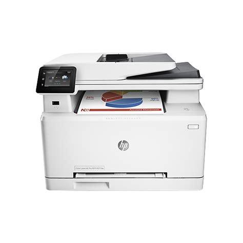 Printer Laser Duplex hp mfp m277dw b3q11a wireless color laserjet pro