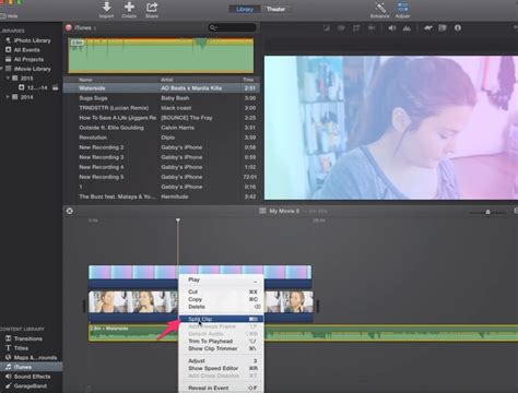 tutorial on imovie how to use imovie tutorial for beginners with screenshots