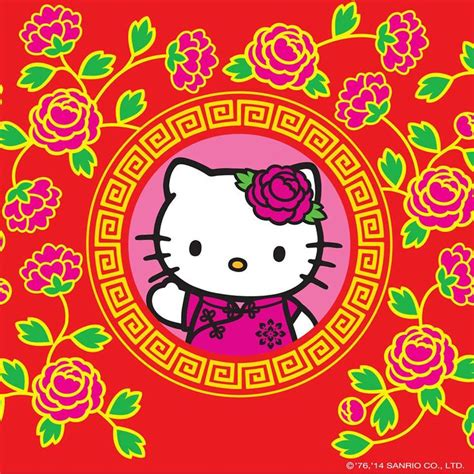 hello kitty new year wallpaper 980 best hello kitty love images on pinterest friends