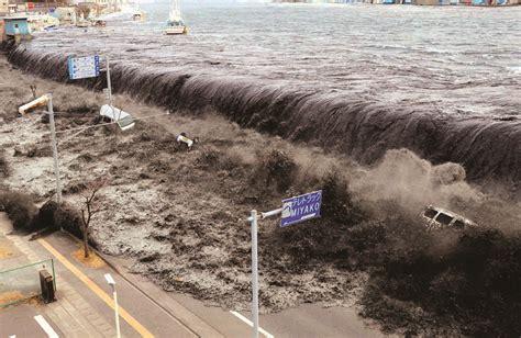 peristiwa bencana alam tsunami sendai 2011