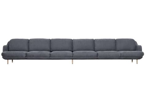 6 seater couch lune 6 seater sofa couch potato company