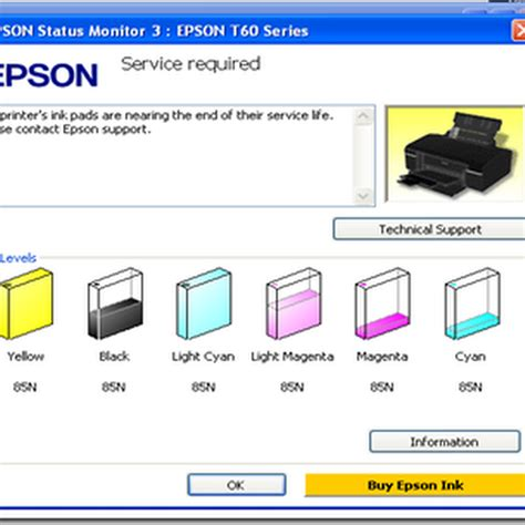 download resetter epson t13 t1100 and tx121 special resetter