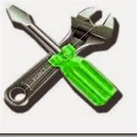 Obeng Tang cara menghilangkan tanda obeng dan kunci pada